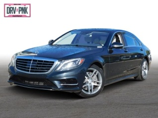 2017 Mercedes Benz S Cl 550 Sedan Rwd For In Peoria