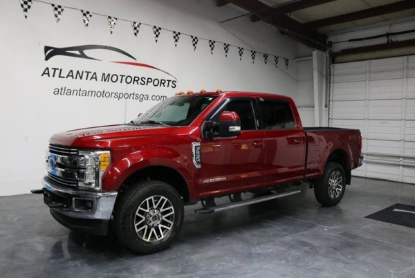 2017 Ford Super Duty F-250 in Roswell, GA