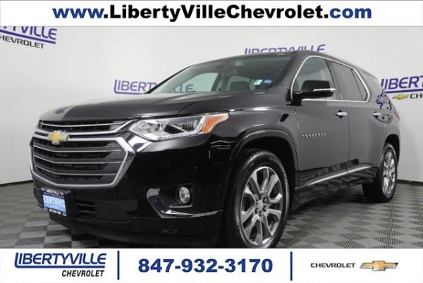 2018 Chevrolet Traverse in Libertyville, IL