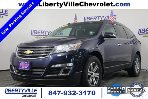 2017 Chevrolet Traverse in Libertyville, IL