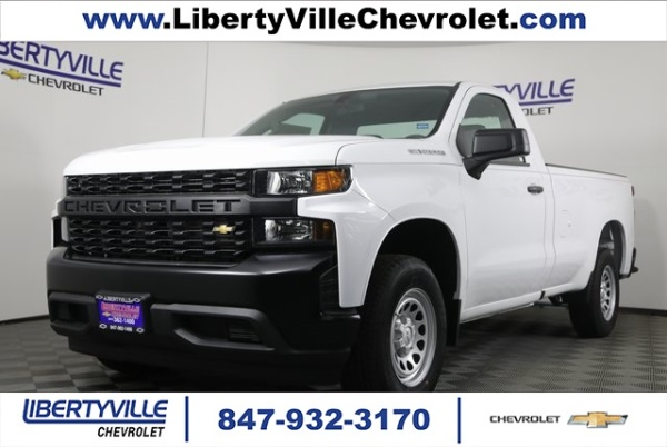 New 2020 Chevrolet Silverado 1500 For Sale With Photos