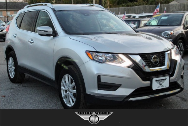 2019 Nissan Rogue in Frederick, MD