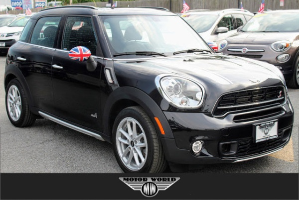 2016 MINI Countryman Cooper S ALL4