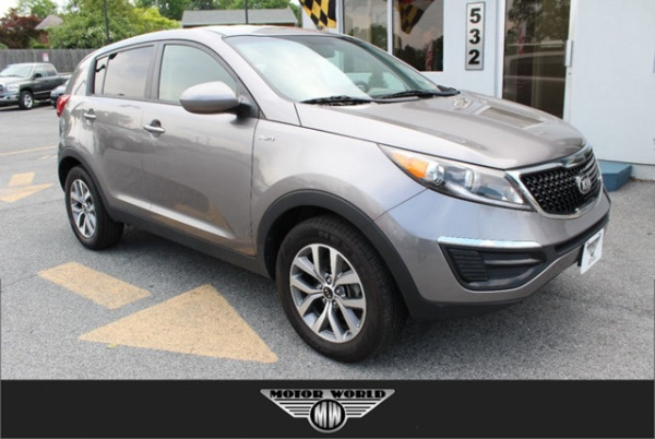 used kia sportage for sale in lancaster pa u s news world report. Black Bedroom Furniture Sets. Home Design Ideas