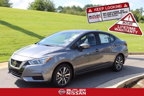 2020 Nissan Versa in Macon, GA