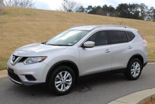 2014 Nissan Rogue in Macon, GA