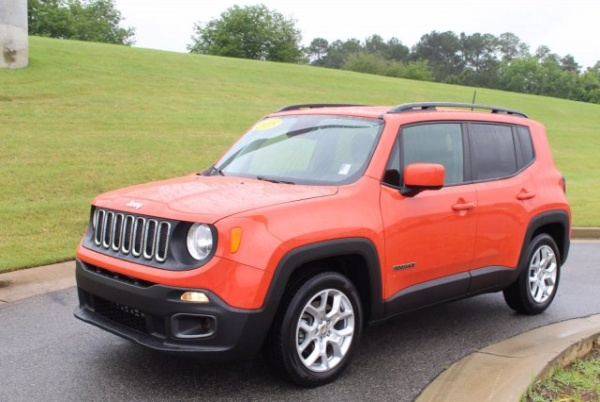 2018 Jeep Renegade in Macon, GA
