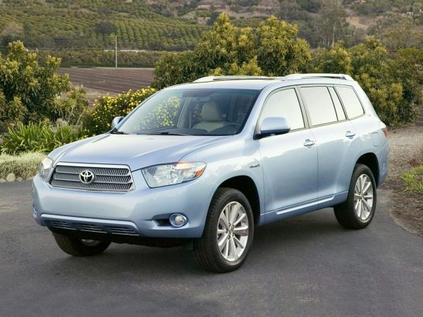 2010 Toyota Highlander Hybrid Base