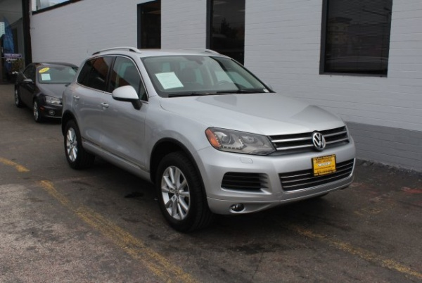 2014 Volkswagen Touareg Reviews, Ratings, Prices - Consumer
