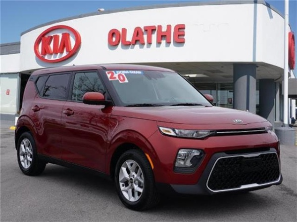 2020 Kia Soul in Olathe, KS