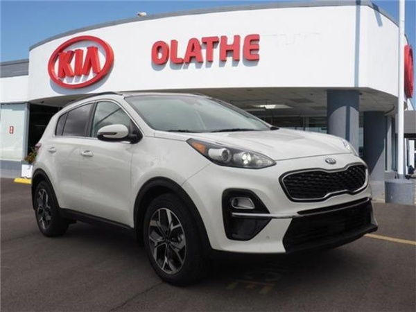 2020 Kia Sportage in Olathe, KS