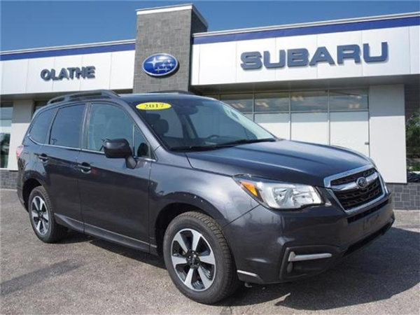 2017 Subaru Forester in Olathe, KS