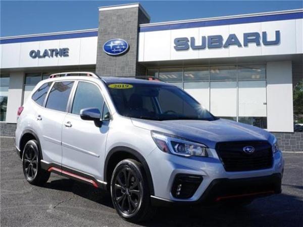 2019 Subaru Forester in Olathe, KS