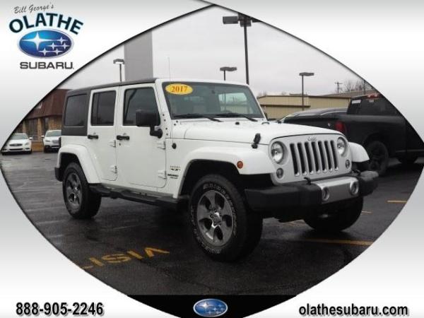 2017 Jeep Wrangler in Olathe, KS