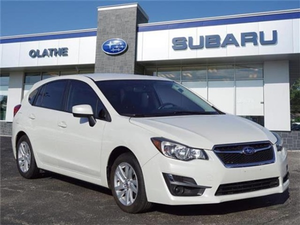 2015 Subaru Impreza in Olathe, KS