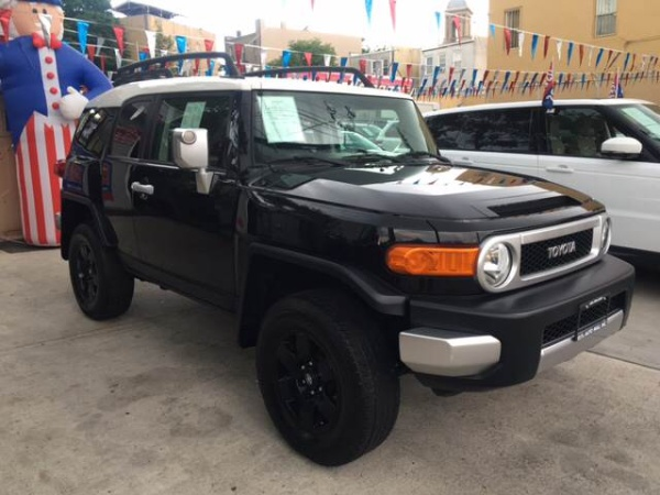 Toyota FJ Cruiser Dealer Inventory In New York, NY (10001) [change Location]