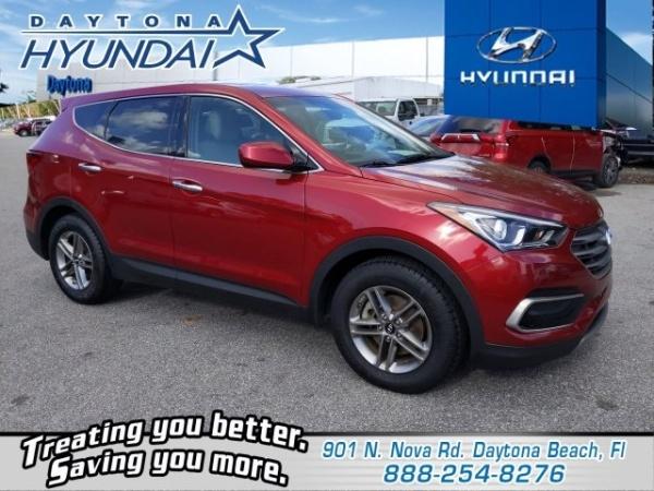 2017 Hyundai Santa Fe Sport in Daytona Beach, FL
