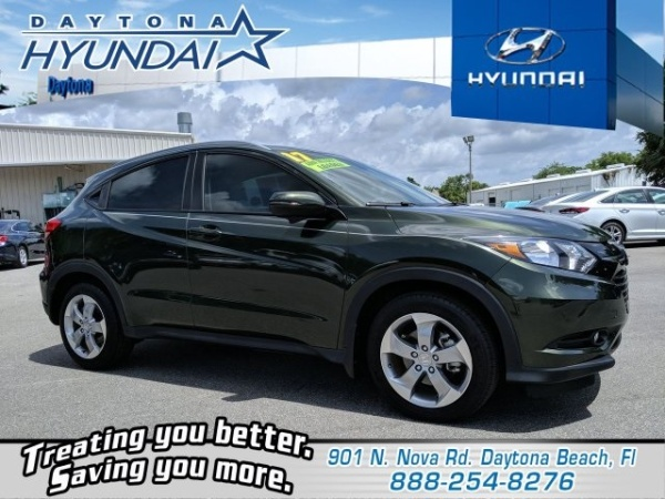 2017 Honda HR-V in Daytona Beach, FL