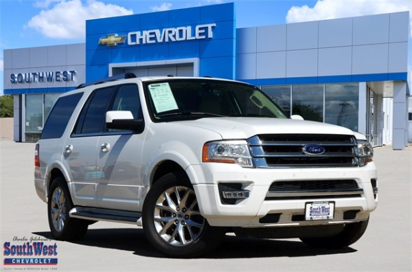 2016 Ford Expedition in Kaufman, TX