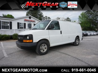 17d52ab8c7 2004 Chevrolet Express Cargo Van 1500 135