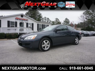 2003 honda accord lx coupe 2d