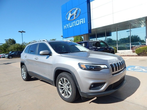 2019 Jeep Cherokee in Del City, OK