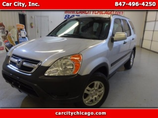 Used 2003 Honda CR V EX 4WD Manual For Sale In Palatine, IL