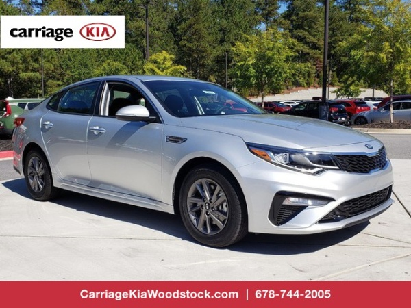 2020 Kia Optima in Woodstock, GA