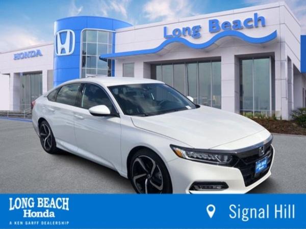 2019 Honda Accord in Signal Hill, CA