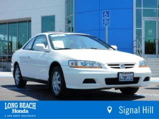 2002 Honda Accord Se Coupe Auto Ulev For In Signal Hill Ca