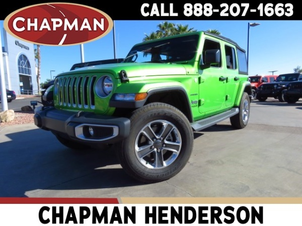 2018 Jeep Wrangler in Henderson, NV