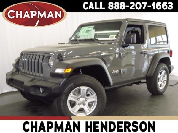 2020 Jeep Wrangler in Henderson, NV