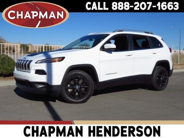 2018 Jeep Cherokee in Henderson, NV