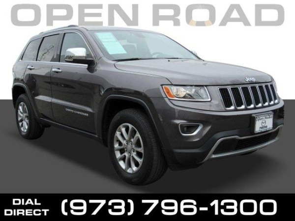 2016 Jeep Grand Cherokee in Morristown, NJ