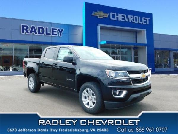 2020 Chevrolet Colorado in Fredericksburg, VA