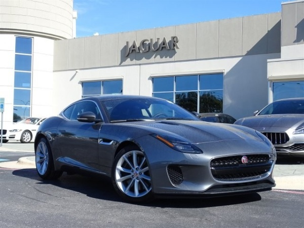 2019 Jaguar F Type Coupe V6 380 Hp Rwd Automatic For Sale In