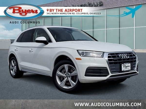 2020 Audi Q5 in Columbus, OH