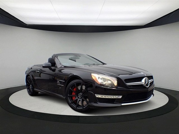 2016 Mercedes-Benz SL in Columbus, OH