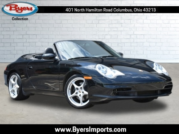 2003 Porsche 911 Carrera Cabriolet Tiptronic For Sale In