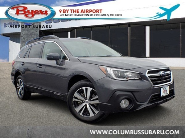 Byers Airport Subaru >> 2019 Subaru Outback 2 5i Limited For Sale In Columbus Oh