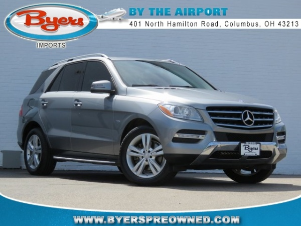 Used mercedes benz ml for sale in dublin oh u s news for Mercedes benz dublin ca