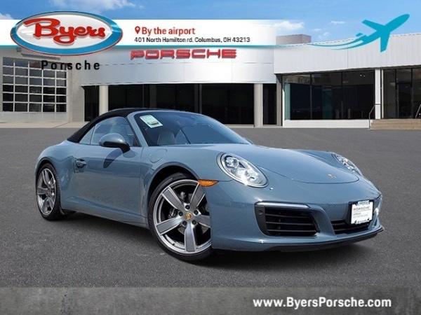 2017 Porsche 911 in Columbus, OH