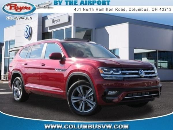 2019 Volkswagen Atlas in Columbus, OH
