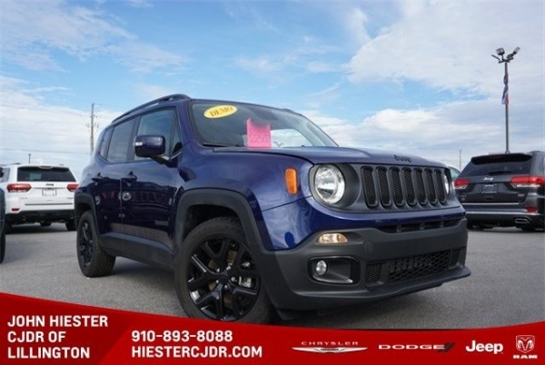 2018 Jeep Renegade in Lillington, NC