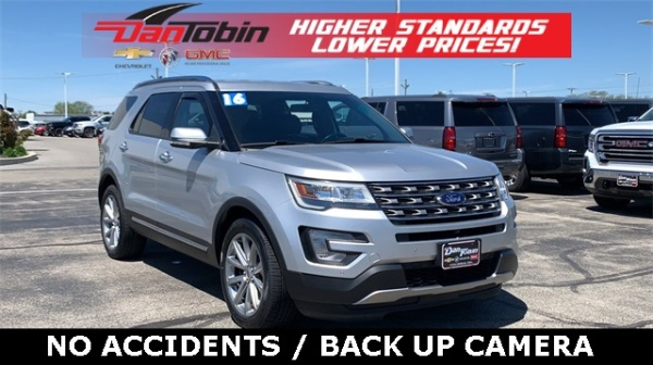 2016 Ford Explorer in Columbus, OH