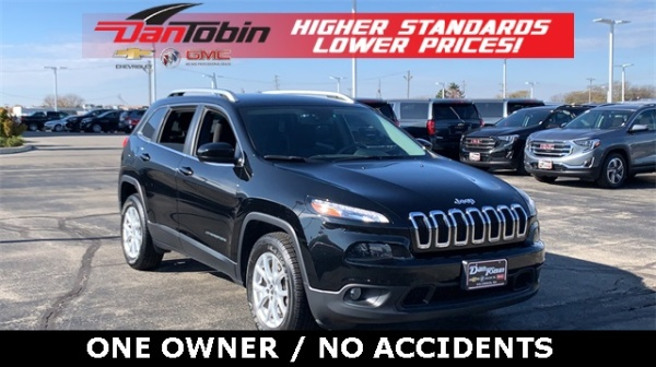 2017 Jeep Cherokee in Columbus, OH