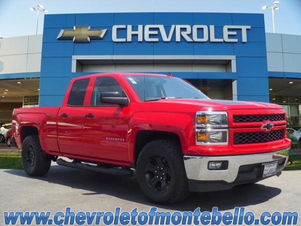 2015 Chevrolet Silverado 1500 in Montebello, CA