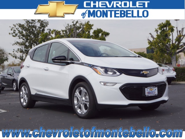 2019 Chevrolet Bolt LT