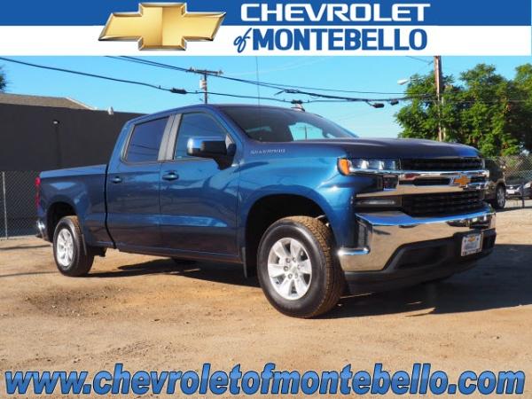 2020 Chevrolet Silverado 1500 in Montebello, CA