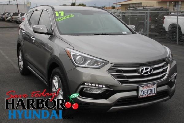 2017 Hyundai Santa Fe Sport In Long Beach Ca